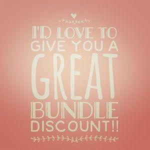 Other - Bundle & Save or Make an Offer!
